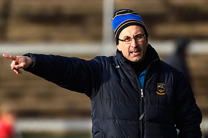 Tipperary manager Peter Creedon. INPHO
