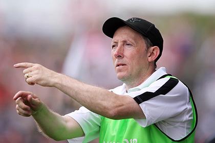 London manager Paul Coggins. INPHO