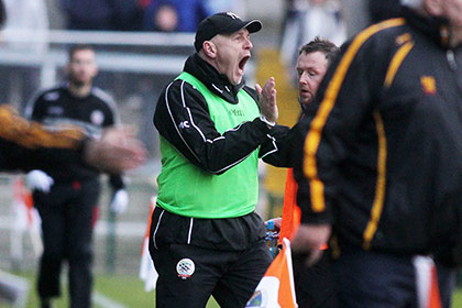 Down manager Jim McCorry. INPHO