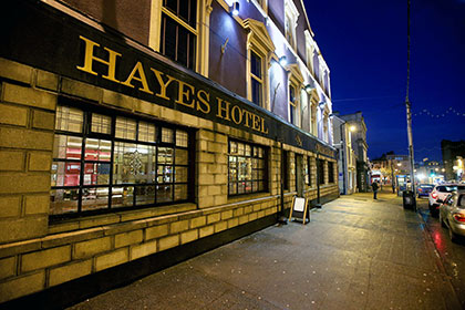 Hayes' Hotel Thurles