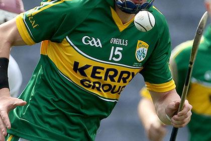 Kerry U21 hurling decider staged in mid-December.