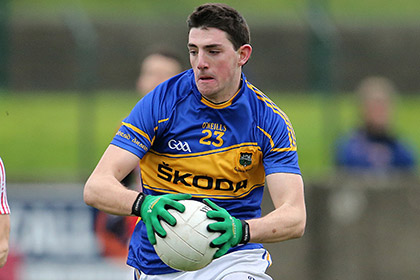 Tipperary's Colin O'Riordan. INPHO