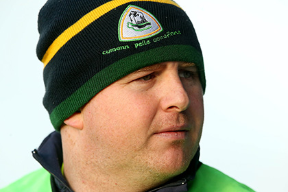 Corofin's manager Stephen Rochford. INPHO