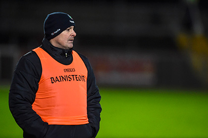 Monaghan manager Malachy O'Rourke. INPHO