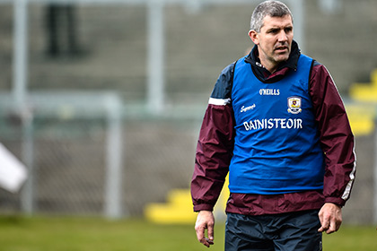 Galway manager Kevin Walsh. INPHO