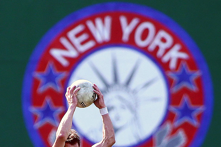 Championship scalp inevitable, says New York boss