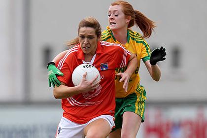Armagh's Caroline O'Hanlon