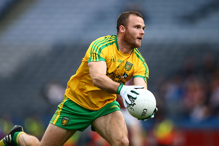 McGee hails Donegal strength in depth