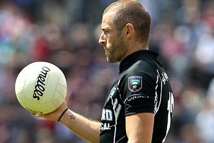 Sligo's Eamonn O'Hara. INPHO
