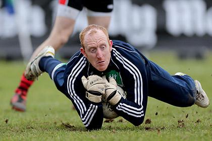 Westmeath keeper Gary Connaughton. INPHO