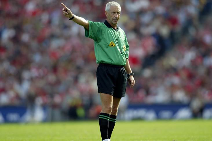 Top referee questions All-Ireland final appointment process