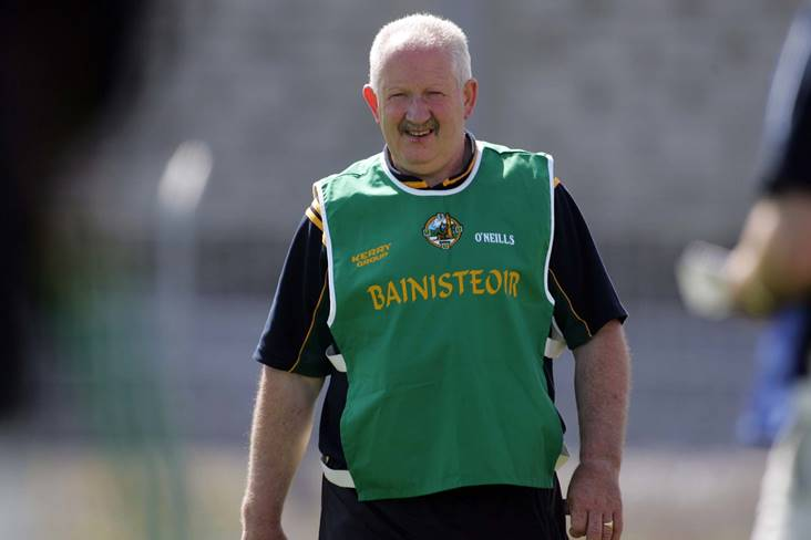 Tributes paid to 'outstanding' Limerick Gael Gerry Molyneaux
