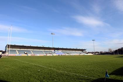A general view of Parnell Park.<br />&#169;INPHO/Donall Farmer.