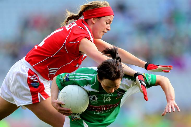 Ladies: O'Brien leads by example
