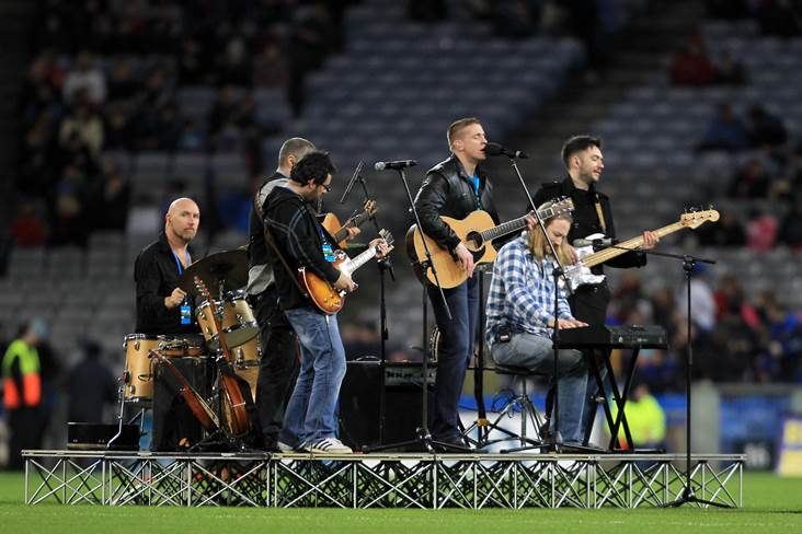 Damien Dempsey unveiled as support act for final replay
