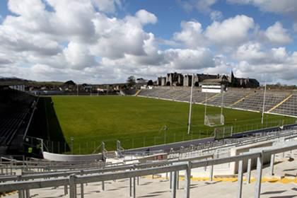 General view of Fitzgerald Stadium, Killarney.<br />&#169;INPHO/James Crombie.