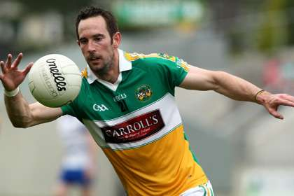 Clara and Offaly's Joe Quinn