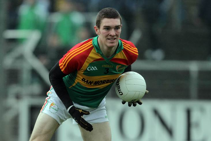 Lawlor and Murphy scoop Carlow awards