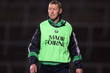 Limerick's Ciaran Carey