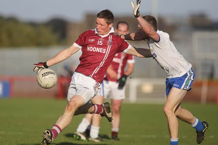 Derry SFC: holders put Ballinderry to the sword