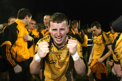Conor Gibbons - St Eunan's and Donegal. INPHO