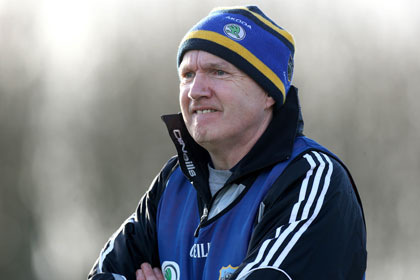 Tipperary manager Eamon O'Shea. INPHO