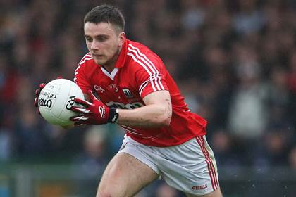 Jamie Wall in action for Cork in the 2013 All-Ireland U21FC final.<br />&#169;INPHO/Cathal Noonan.