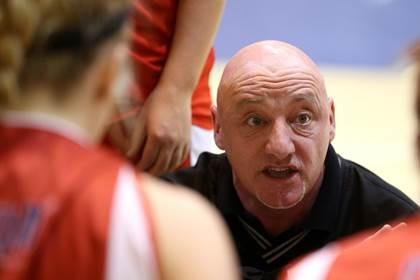 Basketball coach Mark Ingle.<br />&#169;INPHO/Cathal Noonan.