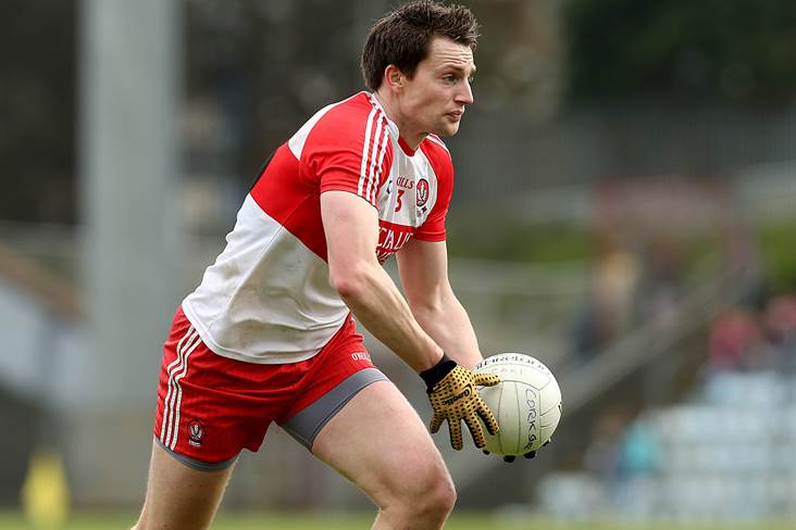 McKenna Cup: Derry leave it late