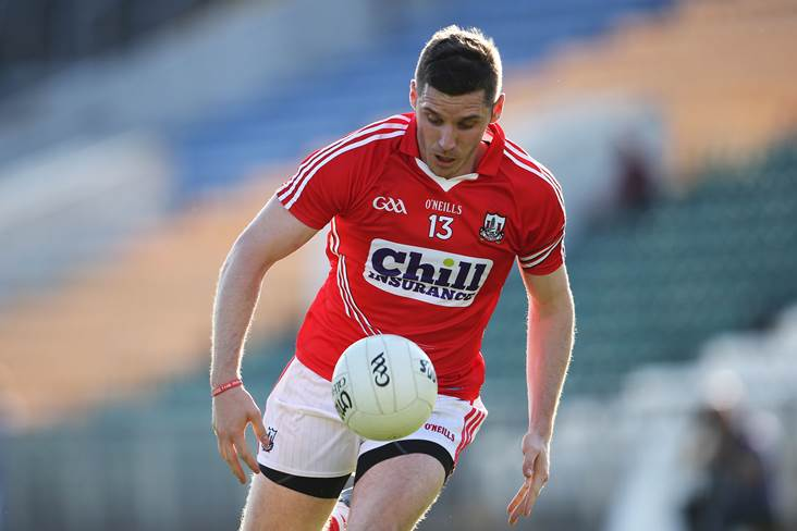 Goulding in red-hot form for Eire Og