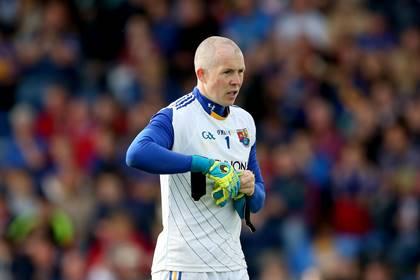 Damien Sheridan served as Longford goalkeeper for 15-years.<br />&#169;INPHO/James Crombie.
