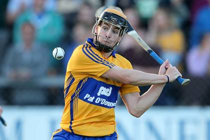 Clare&#39;s Tony Kelly.<br />&#169;INPHO/Cathal Noonan.
