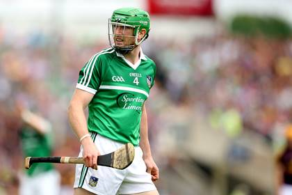 Limerick&#39;s Seamus Hickey.<br />&#169;INPHO/James Crombie.