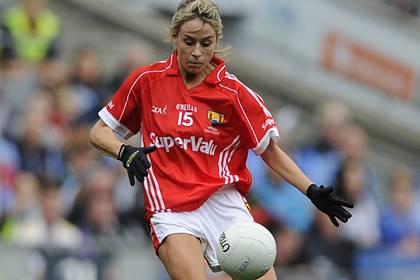 Cork&#39;s Orla Finn.<br />&#169;INPHO/Tommy Grealy.