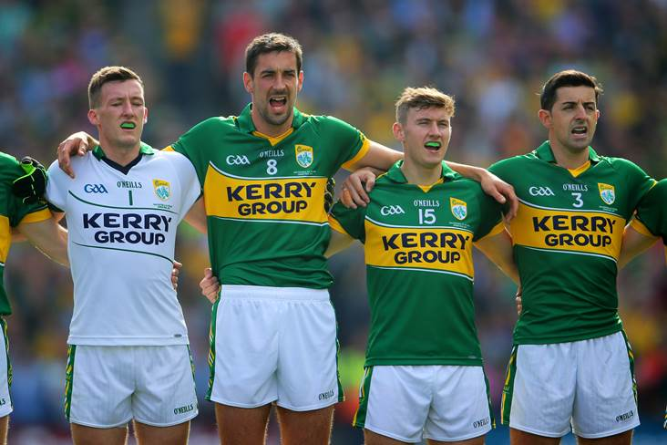Team news: O'Donoghue back for Kingdom