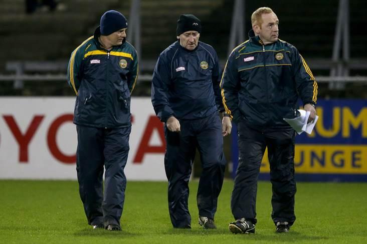 Team news: Ex-League of Ireland goalkeeper in attack for Faithful U21s