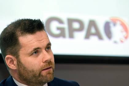 GPA Chief Executive Dessie Farrell.<br />&#169;INPHO/Morgan Treacy.