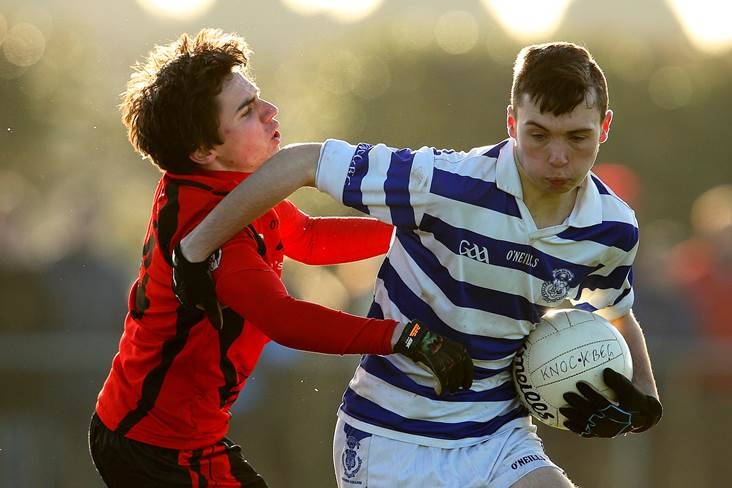 Leinster PP SF 'A' roundup
