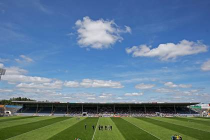 A view of Semple Stadium, Thurles before the Munster SFC semi-final between Tipperary and Kerry.<br />&#169;INPHO/Donall Farmer.