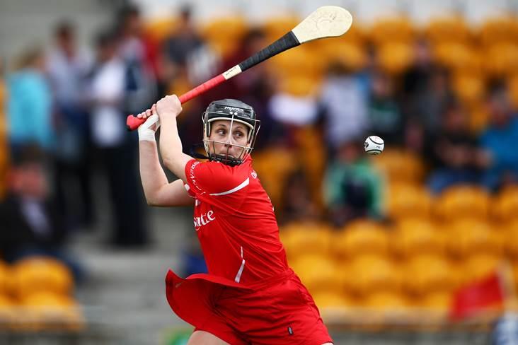 Cork goalkeeper Aoife Murray ©INPHO/Cathal Noonan