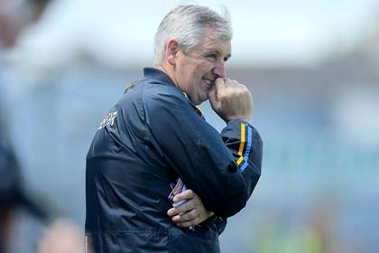 Tipperary manager Charlie McGeever.<br />&#169;INPHO/Donall Farmer.