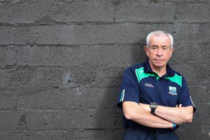 Fermanagh manager Pete McGrath.<br />&#169;INPHO/Presseye/Andrew Paton.