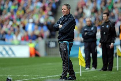 Dublin manager Jim Gavin.<br />&#169;INPHO/Morgan Treacy.