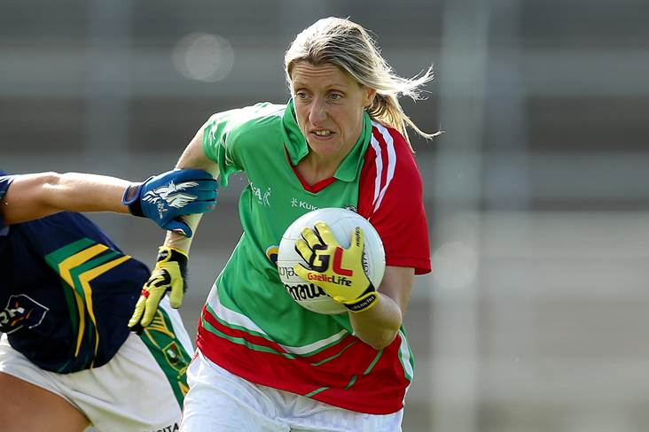Cora scores 5-15 in incredible county final display