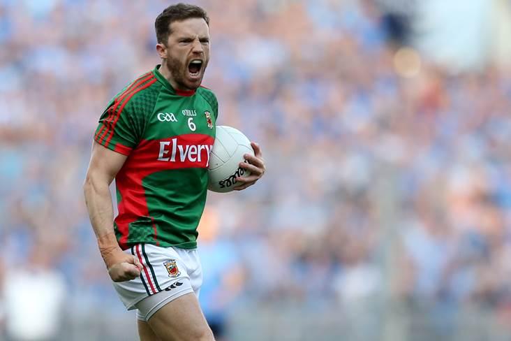 Team news: Barrett set for Mayo return