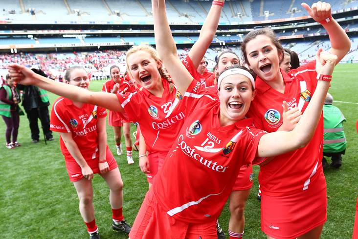 Online abuse was 'horrible', says Cork camogie star