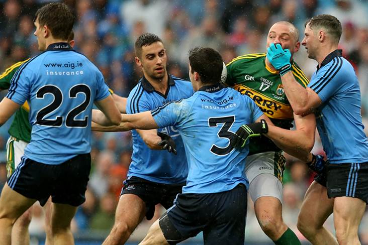 Dublin v Kerry sold out