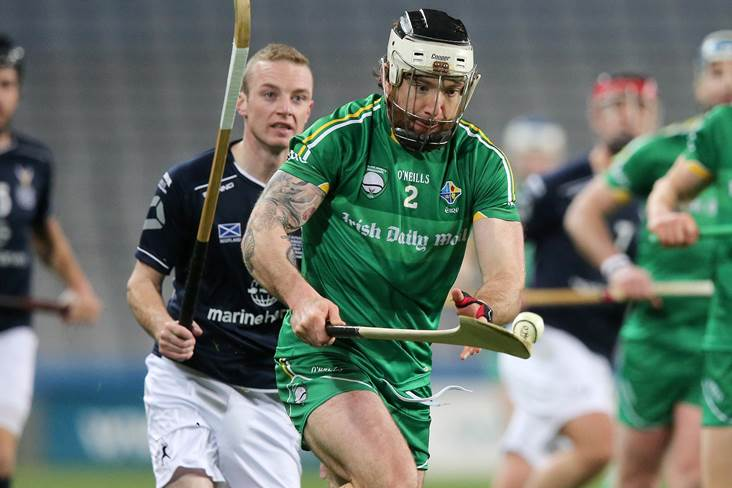 Hurling/Shinty: Scotland too strong for Irish