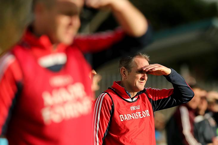 Cuala manager Mattie Kenny.<br />&#169;INPHO/Donall Farmer.