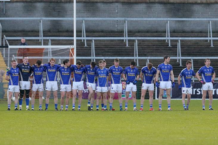 The Scotstown team stand together.<br />&#169;INPHO/Presseye/Declan Roughan.